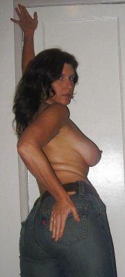 Катя, 45 лет — попробуйте секс с госпожой